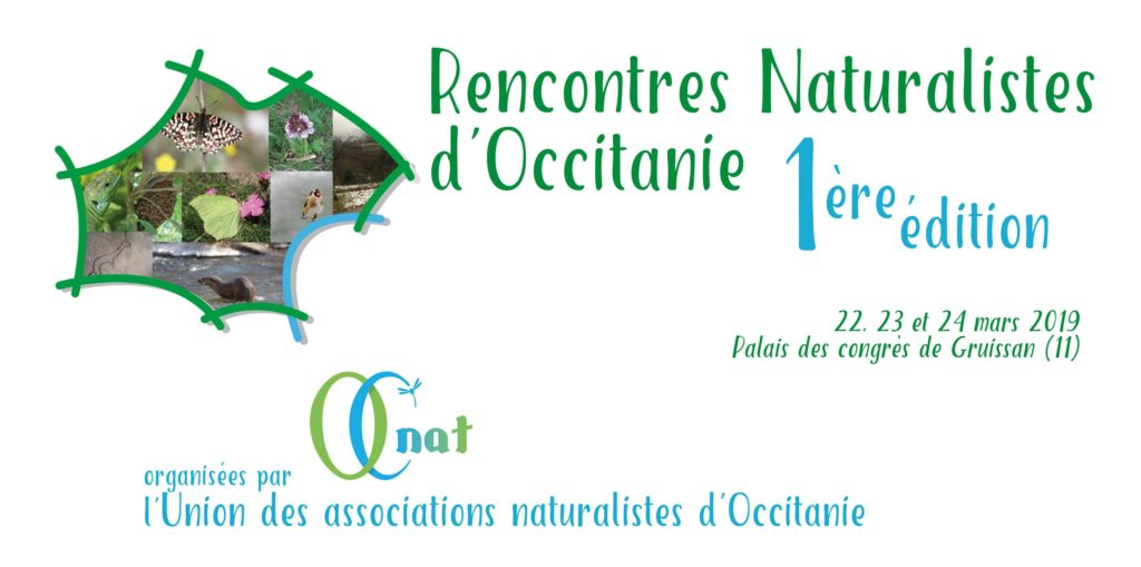Rencontres naturalistes 2018